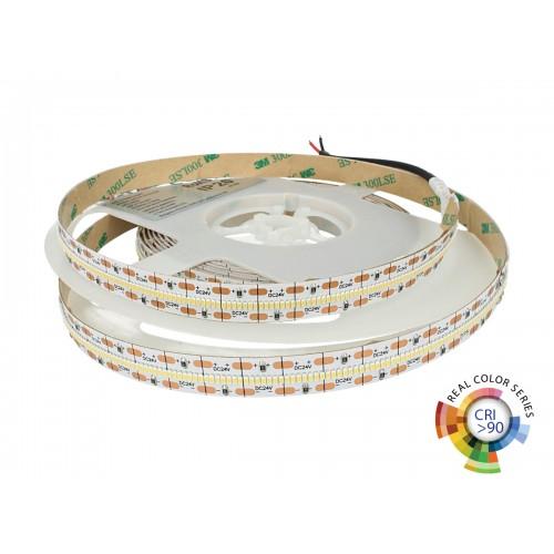 LED Strip  - 700 LEDS 24V IP20 6400K CRI>95 150LM/W Real Color Series