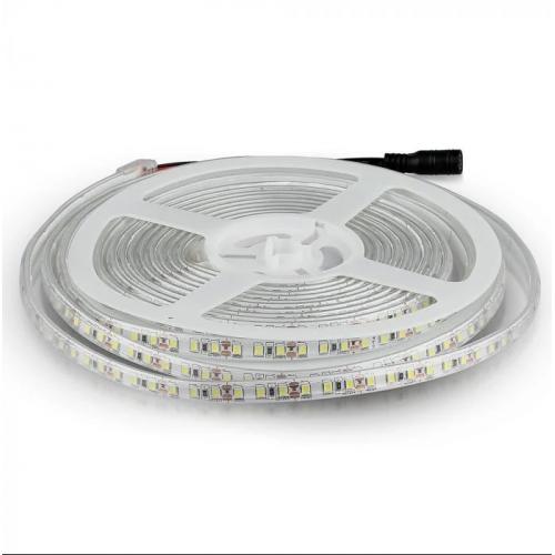 LED Strip SMD3528 - 120 LEDs 6400K IP65