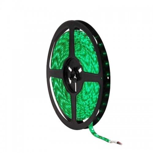 LED Strip SMD3528 - 60LEDs Green IP65