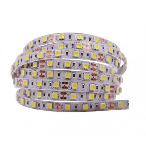 LED Strip SMD5050 - 60 LEDs 4500K Non-waterproof