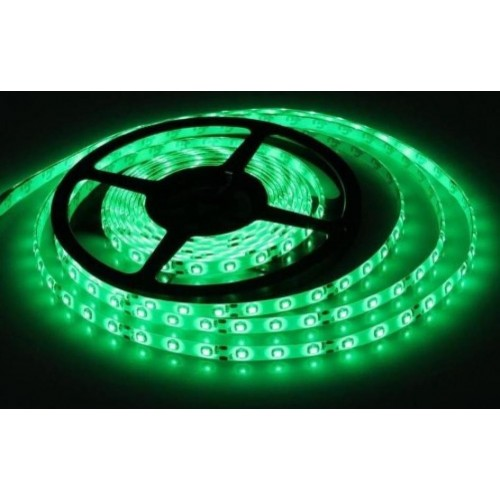 LED Strip SMD5050 - 60 LEDs Green Non-waterproof
