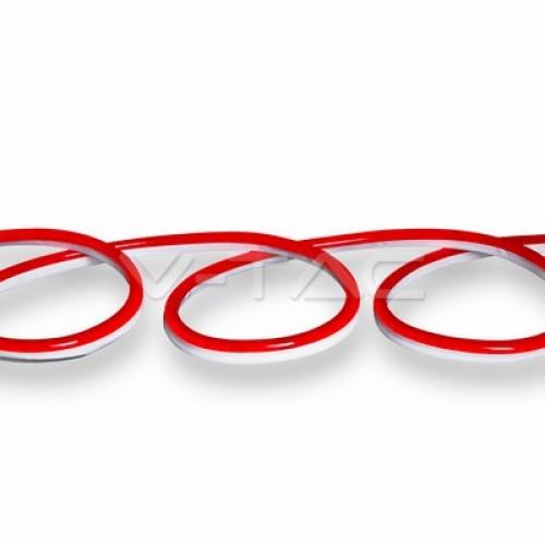 Neon Flex 24V Red