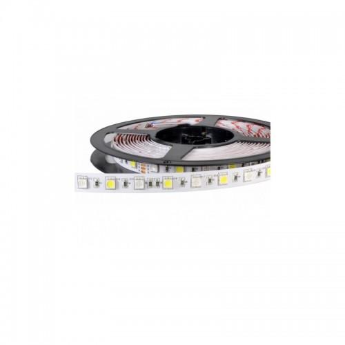 LED Strip 5050 - 60 LEDs 12V IP20 RGB + 4000K