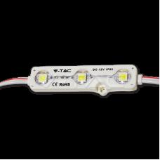LED Module 3SMD Chips SMD5050 6000K IP67