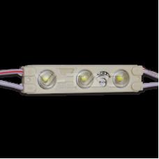 LED Module 3SMD Chips SMD2835 6000K IP67