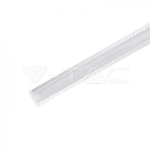 Led Strip Mounting Kit With Diffuser Aluminum 2000* 24.7*7MM Milky