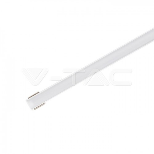 Led Strip Mounting Kit With Diffuser Aluminum 2000* 17.4*7MM Milky
