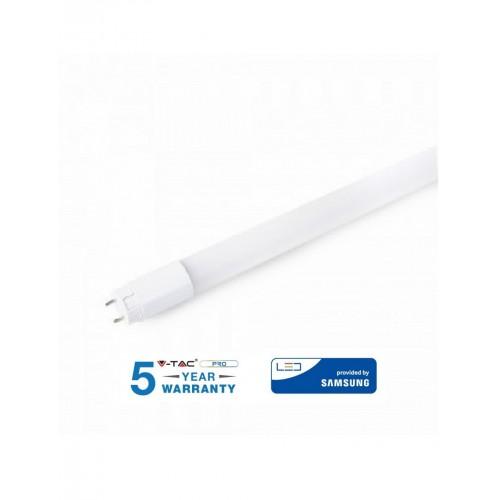 LED Tube SAMSUNG CHIP  - 120cm 18W G13 Nano Plastic 4000K