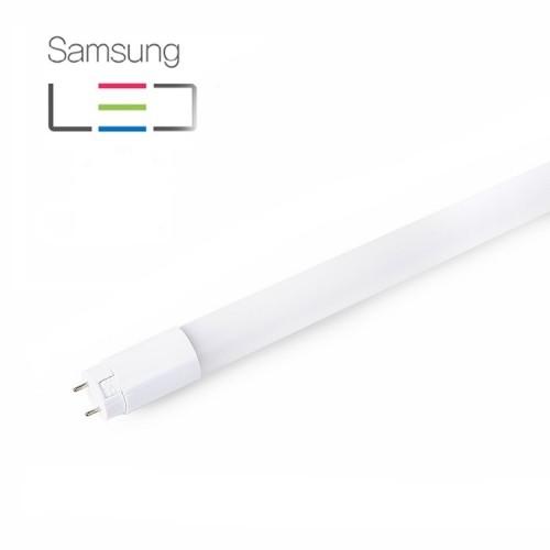 LED Tube SAMSUNG CHIP  - 120cm 18W G13 Nano Plastic 3000K