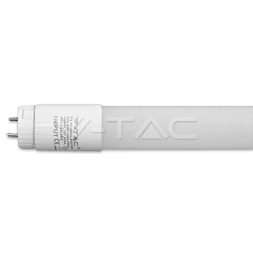 LED Tube T8 10W - 60 cm Nano Plastic Rotation 3000K