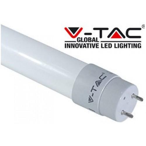 LED Tube T8 18W - 120 cm Nano Plastic Non Rotation 4000K