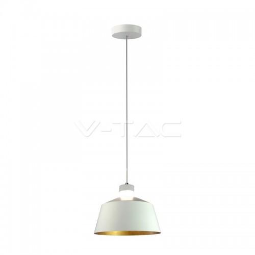 7W LED Pendant Light White Ø250 Natural White