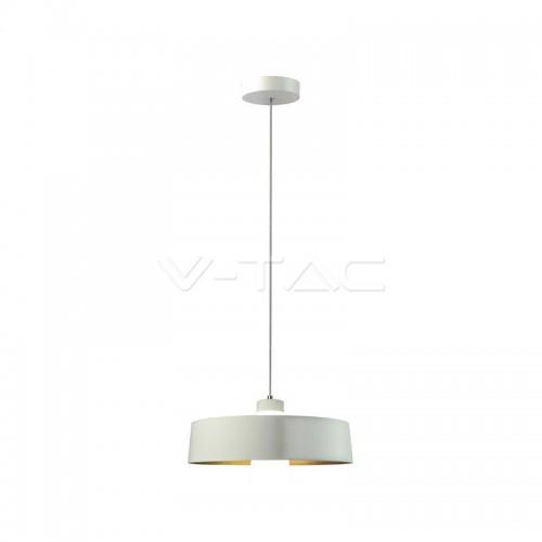 7W LED Pendant Light White Ø340 Natural White