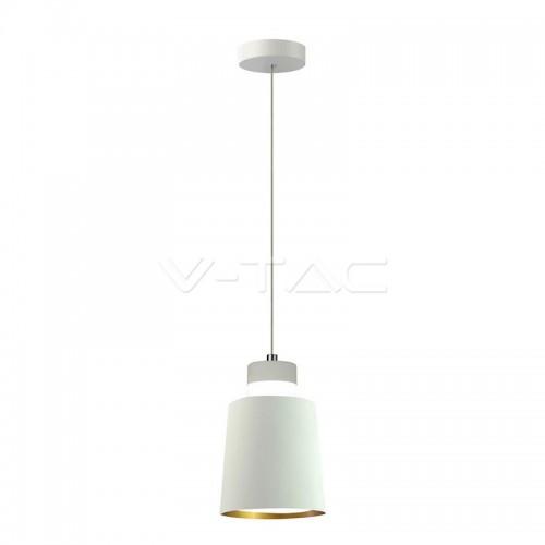 7W LED Pendant Light White Ø120 Warm White