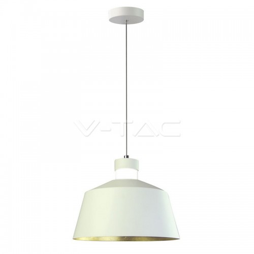 7W LED Pendant Light White Ø250 Warm White