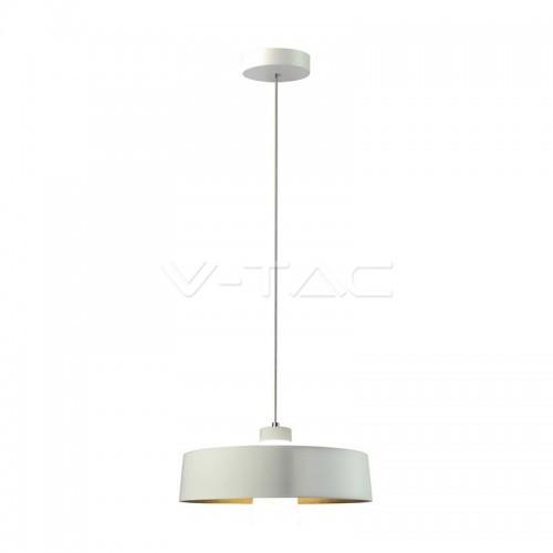 7W LED Pendant Light White Ø340 Warm White