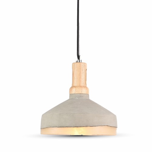 Pendant Light Concrete+Acrylic Ф290mm