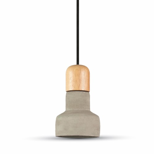 Pendant Light Concrete Grey