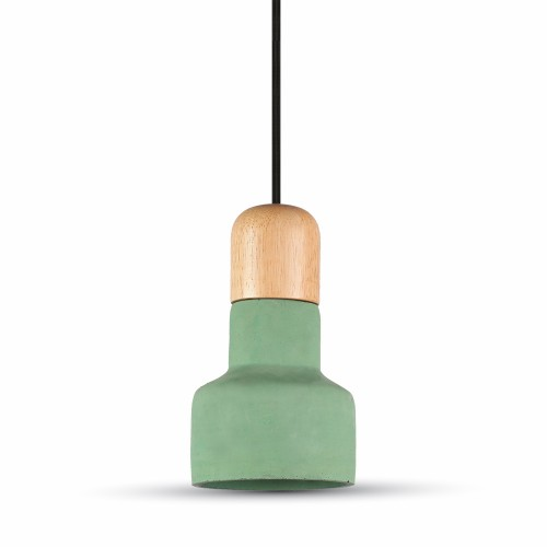 Pendant Light Concrete Green