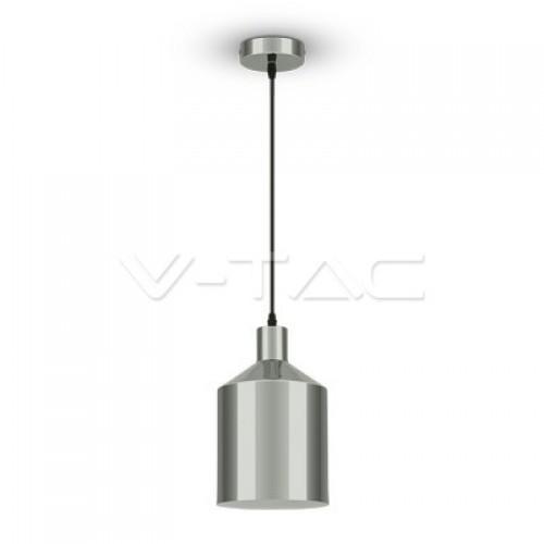 Chrome Pendant Light Holder Ф170