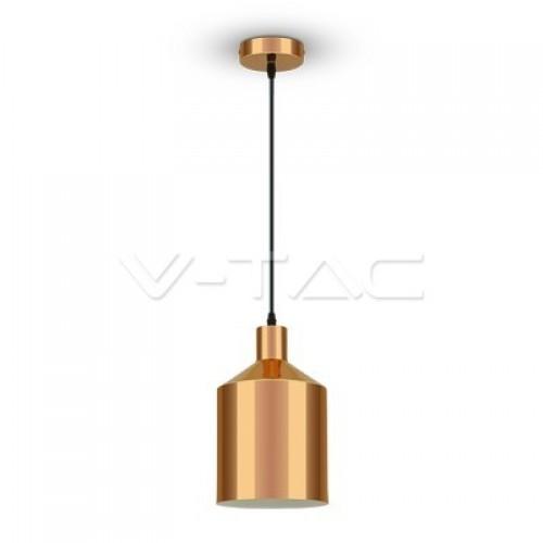 Rose Gold Pendant Copper Ф170