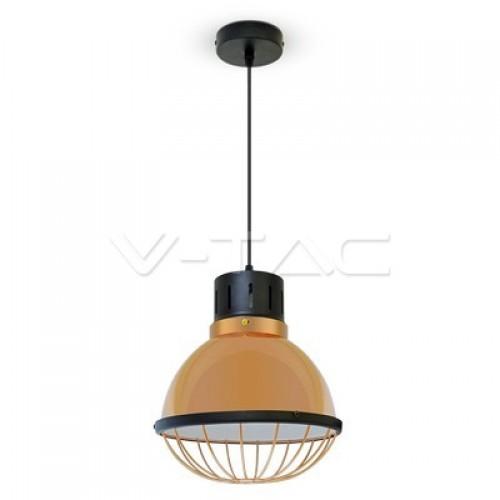 Pendant Light Holder Copper Ф250