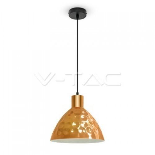 Pendant Light Holder Copper Ф300