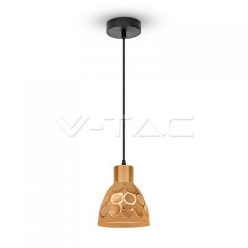 Pendant Light Holder Copper Ф150