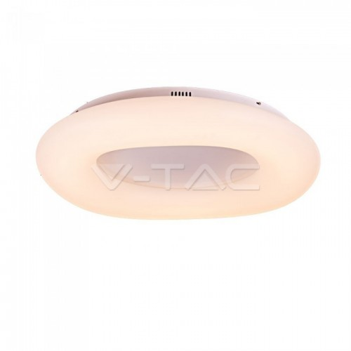22W Designer Surface Round Color Changing Dimmable