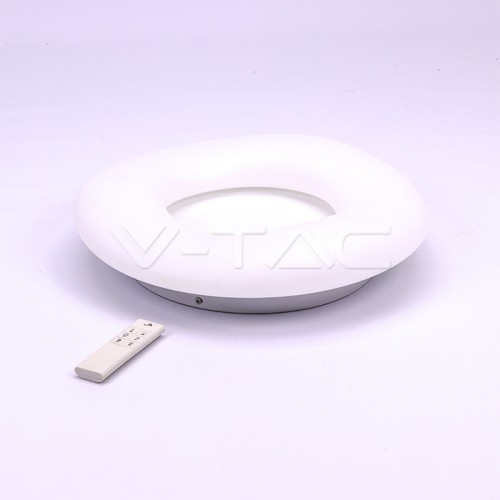 32W Designer Surface Round Color Changing Dimmable