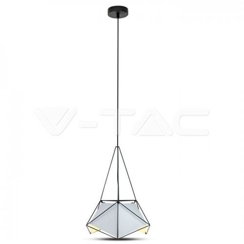 Pendant Light Basics Net Prism White Lampshade 400*540mm
