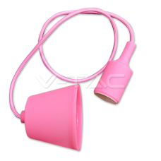 E27 Pendant Holder Pink