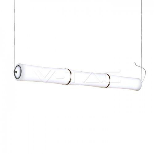 52W LED Designer Triple Hanging Pendant Triac Dimmable White 3000K