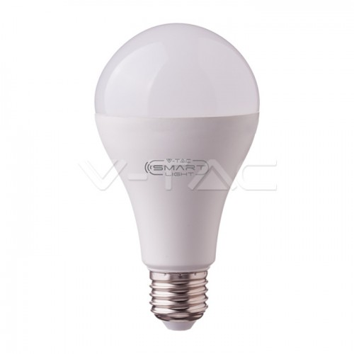 LED Bulb - 18W E27 Compatible With Amazon Alexa And Google Home 3in1