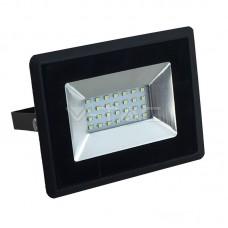 20W LED Floodlight SMD  E-Series Black Body 4000K