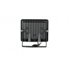 10W LED Floodlight SMD E-Series Black Body Blue IP65