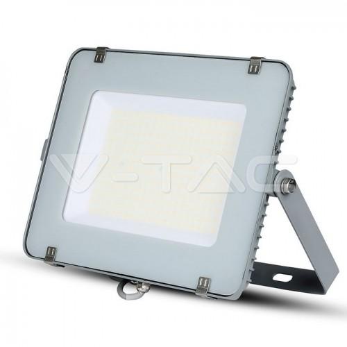 200W LED Floodlight SMD SAMSUNG CHIP SLIM Grey Body 6400K 120LM/W