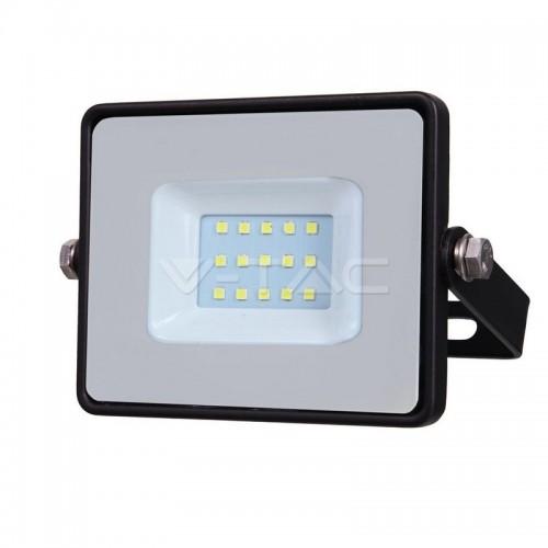 10W LED Floodlight SMD SAMSUNG CHIP Black Body 3000K