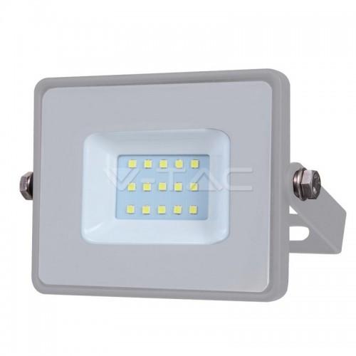 10W LED Floodlight SMD SAMSUNG CHIP Grаy Body 3000K