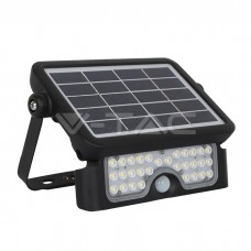 5W LED Solar Floodlight 4000K