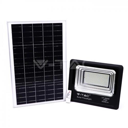50W LED Solar Floodlight 4000K