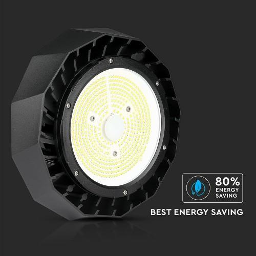 LED Highbay SAMSUNG CHIP - 100W Black Body 160LM/W 6400K