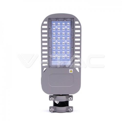 LED Street Light SAMSUNG CHIP 5 Years Warranty - 50W SLIM 4000K 120LM/W