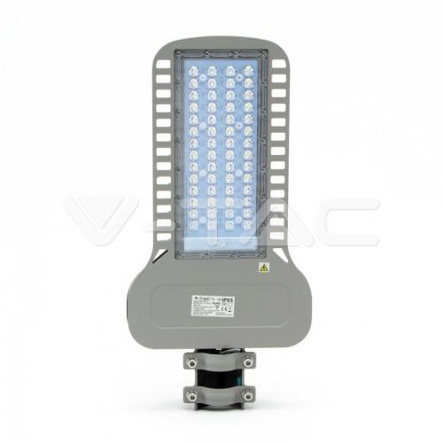 LED Street Light SAMSUNG CHIP 5 Years Warranty - 100W SLIM 6400K 120LM/W