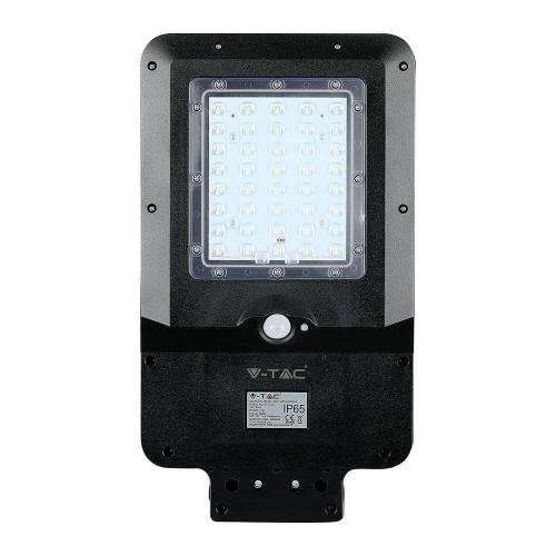 15W LED Solar Street Light Black Cover 6000K
