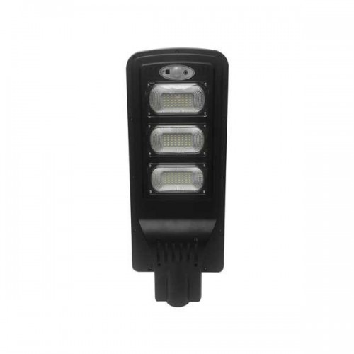 LED Solar Powered Street Light + Battery 60W 1200Lm 6000K IP65